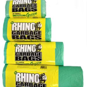 Rhino Garbage Bags - DFL Importers