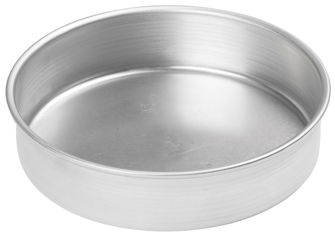 Round Aluminum Cake Pan Deep Dish Pizza Pan Layer Cake